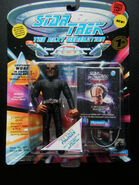 Playmates 1994 Worf in Rescue Outfit