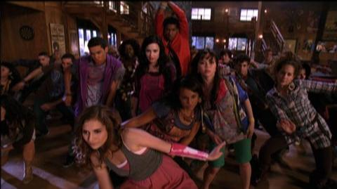 Camp Rock 2 The Final Jam - Extended Edition (2010) - Clip We Cant Back Down Song NEW 2