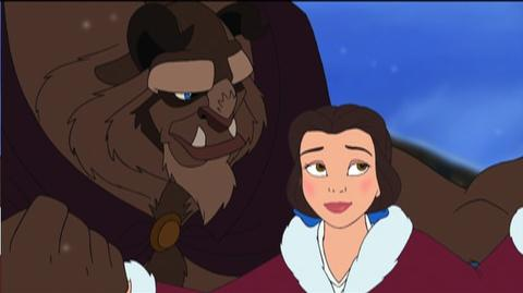 Beauty and the Beast The Enchanted Christmas Special Edition (1997) - Beauty and the Beast Enchanted Christmas CT