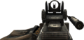 MG4 Iron Sights MW2