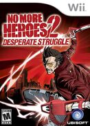 No More Heroes 2 Desperate Struggle (NA)