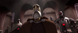 Dooku MagnaGuards TCW