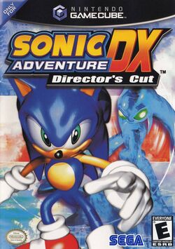 Sonic Adventure DX Directors Cut (NA)