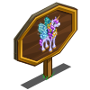 Fairy Pegacorn Mastery Sign-icon