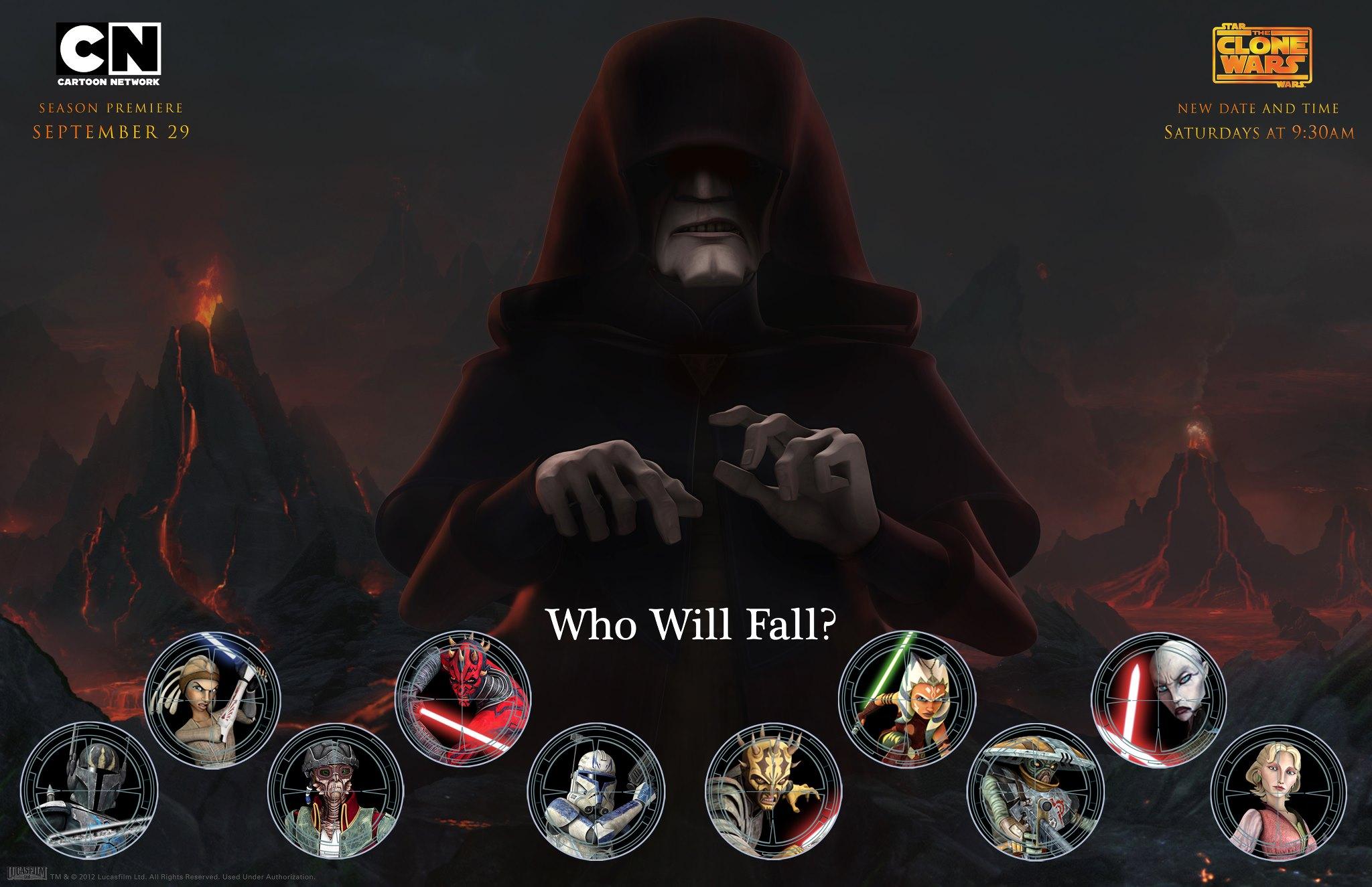 The clone wars: season five - wookieepedia, the star wars wiki