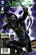 Arrow Special Edition Vol 1 1
