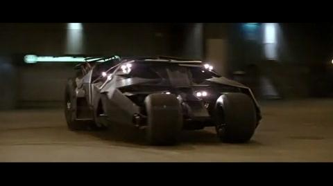 Batman Begins - Rooftops chase Part 2