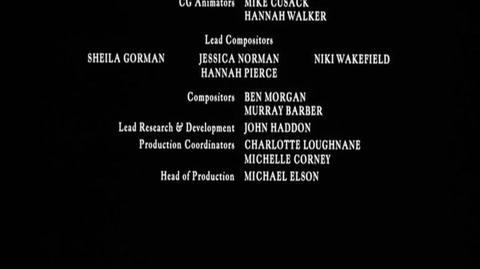 Harry Potter and the Chamber of Secrets - Ending credits Part 5