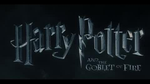 Harry Potter and the Goblet of Fire - Opening