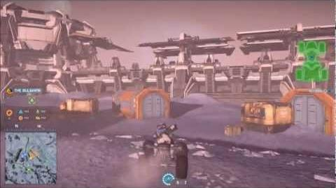 "Planetside 2 Esamir The Bullwark (aka ""The Wall"") - Guide"