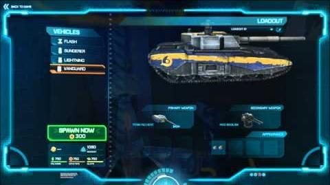 All Planetside 2 Vehicles