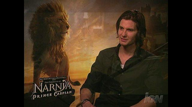 The Chronicles of Narnia Prince Caspian Movie Interview - Cast & Crew Interviews