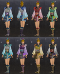 DW7E Female Costume 06