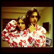 C&#39;mon, just kiss her, Avan!!!
