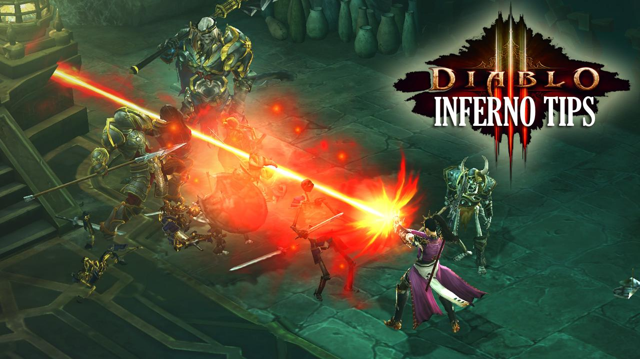 Diablo III - Blizzard's Top Tips for Inferno Mode