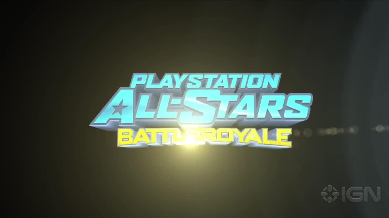 PlayStation All-Stars - Spike Trailer