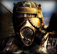 Duty gasmask