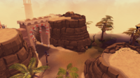 Locations Lumbridge Al-Kharid Tollgate