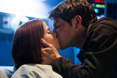202 - Nick kissing Juliette