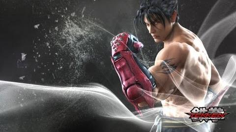 Tekken Tag Tournament 2 Jin's Arcade Ending