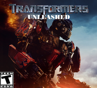 Transformers Unleashed NEW NEW COVER