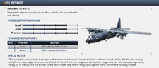 Gunship Overview Notes