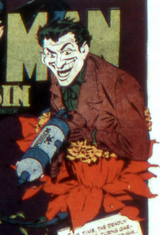 Joker-Slay 'Em with Flowers