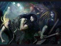DETHKLOK by jdillon82