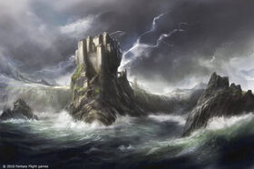 Bastión de Tormentas, Fantasy Flight Games©