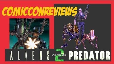 Alien V Predator 2 Review