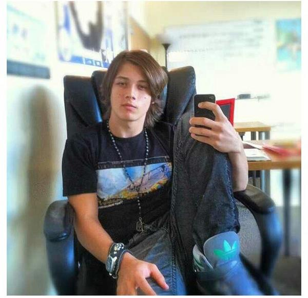 Leo Howard Muscles Leo Howard - Kickin' I...