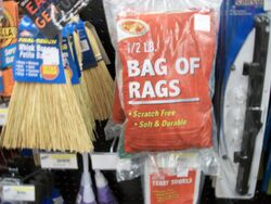 Bag of Rags; 4 Real