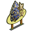 Starry Night Tree Mastery Sign-icon