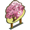 Pink Magnolia Tree Mastery Sign-icon