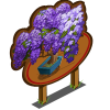 Wisteria Bonsai Tree Mastery Sign-icon