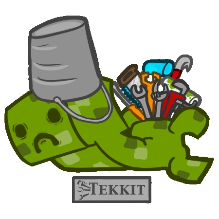 Tekkit Logo Transparent