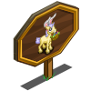Bunny Foal Mastery Sign-icon