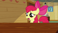 Apple Bloom &#39;We may have put Ponyville in jeopardy&#39; S2E17