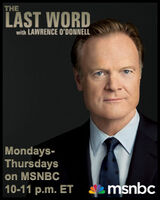 MSNBC's The Last Word With Lawrence O'Donnell Video Promo From 2010