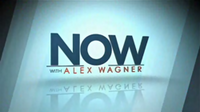 MSNBC's Now With Alex Wagner Video Open From Monday Afternoon, November 14, 2011
