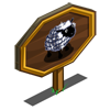 Disco Ball Sheep Mastery Sign-icon