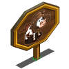 Diving Bell Cow Mastery Sign-icon