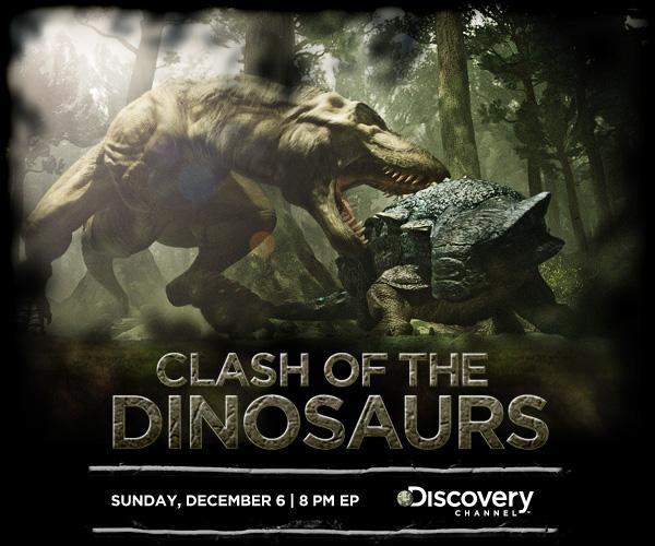 探索频道纪录片《恐龙之战.Clash of the Dinosaurs.2009》