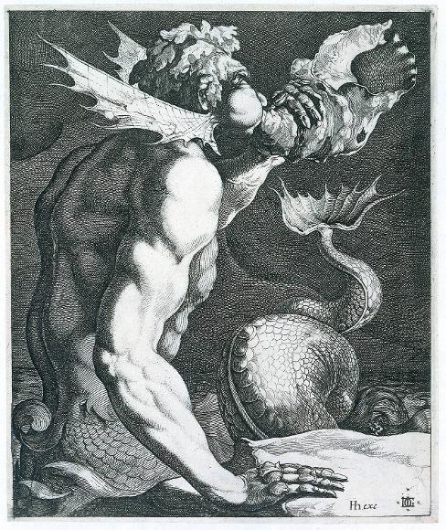 Triton God Of