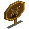 Star Dog Mastery Sign-icon