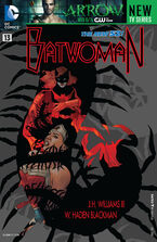 Batwoman Vol 1-13 Cover-1