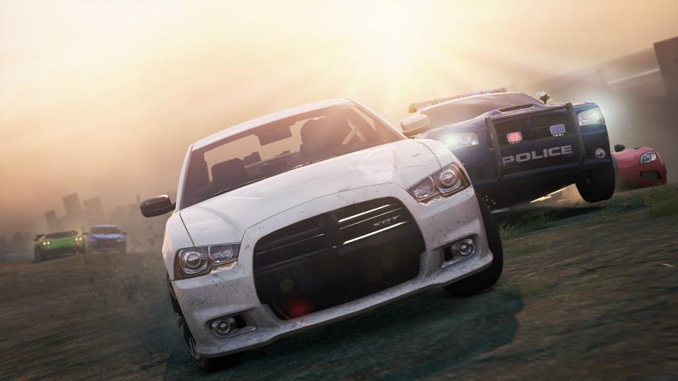 Contest Win The 2012 Dodge Charger In Need For Speed Computers
