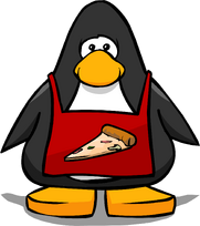Pizza Apron cutout