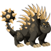 Hedgehog Dragon 3