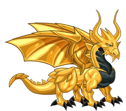 Gold Dragon - Dragon City Wiki